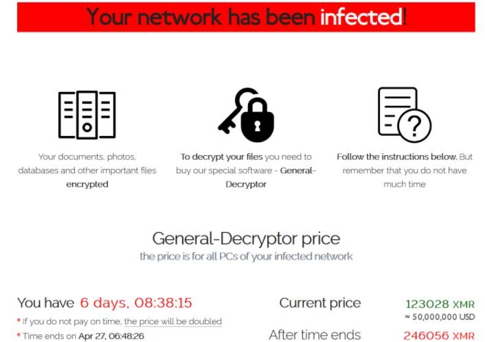 Ransomware hackers steal sensitive information from Apple and threaten the company to publish it