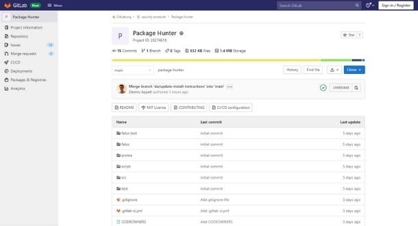 Package Hunter: Free tool to find malware o malicious code in open source code when you copy/paste a code